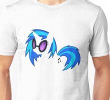 Vinyl Scratch invisible Unisex T-Shirt