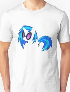 Vinyl Scratch invisible T-Shirt