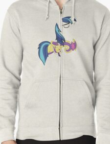 Shining Armour invisible Zipped Hoodie