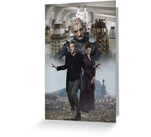 Doctor Who - The Witch's Familiar Greeting Card