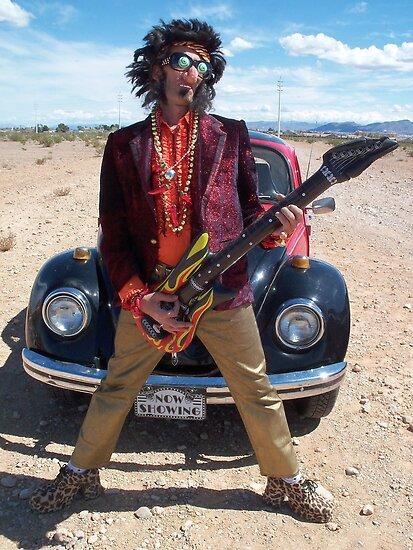 Rock On! by jollykangaroo