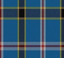 00155 Oklahoma District Tartan Fabric Print Iphone Case by Detnecs2013