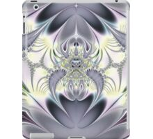 Purple Leaves iPad Case/Skin