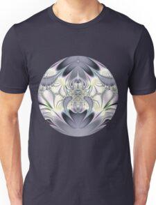 Purple Leaves Unisex T-Shirt