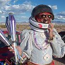 Astronaut Juggler by jollykangaroo
