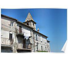 Pure White-Magliano, Italy Poster