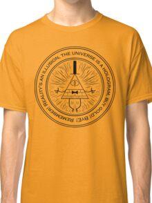 Gravity Falls Wheel Classic T-Shirt
