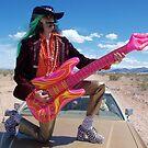 Guitar Hero Star by jollykangaroo