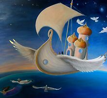 PeaceShip by Tania Williams