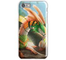 Sushi Dragon iPhone Case/Skin