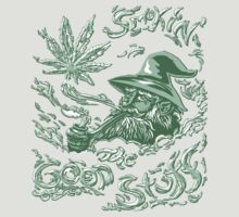 Wise Weed Wizard by shirtypants