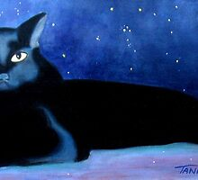 Starry Night II by Tania Williams