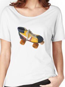 Retro Roller Skate Women's Relaxed Fit T-Shirt