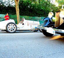 Bugatti came, Bugatti stays by deThierry