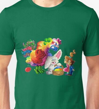 Revenge of the Easter Hen Unisex T-Shirt