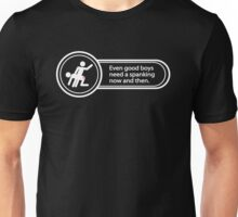 [M/m] Good boys need spanking, too! Unisex T-Shirt
