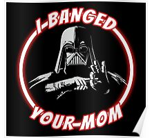 Darth Banger Poster