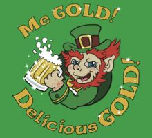 Delicious Gold! by shirtypants