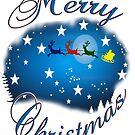 Merry Christmas by Buckwhite