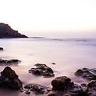 Magic Hour at the Beach  by malenaromano