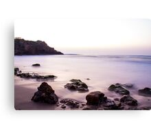 Magic Hour at the Beach  Canvas Print