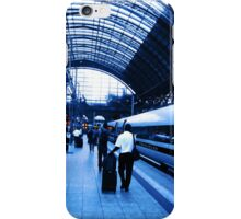 Train Station iPhone Case/Skin
