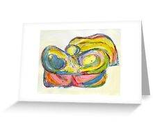 """Aura"" Greeting Card"