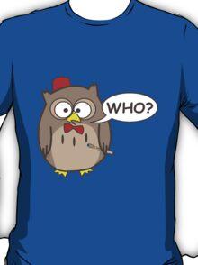 Dr. Hoot T-Shirt