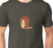 Porcupines just wanna hug Unisex T-Shirt