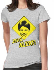 JERK ALERT! Womens Fitted T-Shirt