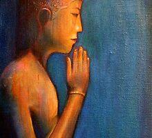 stillness by Tania Williams