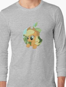 Applejack apple Long Sleeve T-Shirt