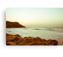 Afternoon Fishing  Canvas Print