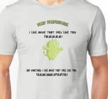 FRED FREDBURGER the grim adventures of billy and mandy cartoon Unisex T-Shirt