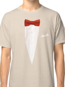 Red Bow Tie Classic T-Shirt