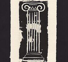 White column by Tania Williams