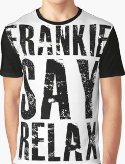 Frankie Says Graphic T-Shirt