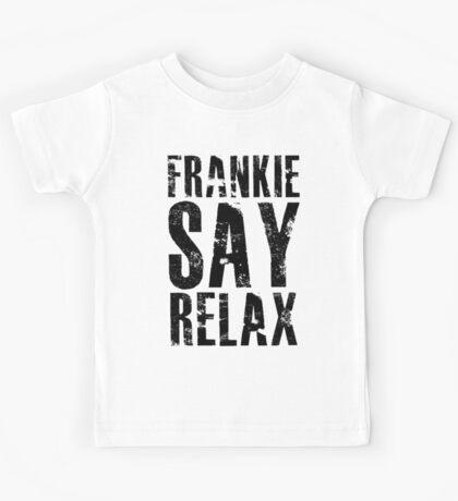 Frankie Says Kids Tee