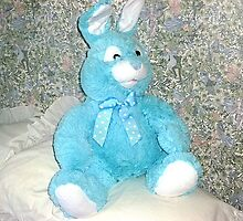 Blue Rabbit - Easter Gift by EdsMum