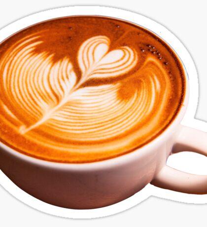 Latte  Sticker