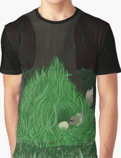 Hoenn: Petalburg Woods - Peek-A-Boo! Graphic T-Shirt