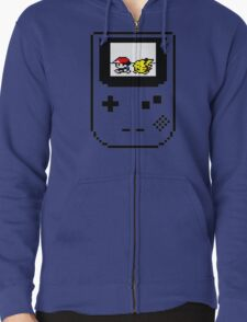 Pikachu & Ash - Pokemon 8 bits T-Shirt