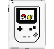 Pikachu & Ash - Pokemon 8 bits iPad Case/Skin