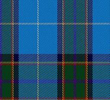 00178 Manx National Tartan Fabric Print Iphone Case by Detnecs2013
