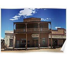 ApacheLand Saloon & Restaurant #10575 Poster