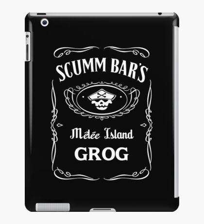 Scumm Bar's GROG iPad Case/Skin