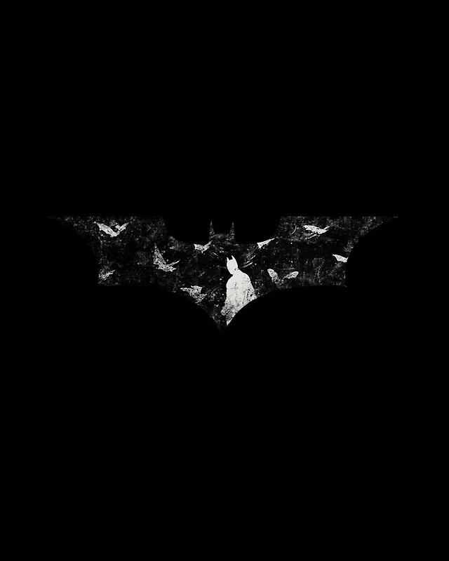 The Dark Knight by Whitebison