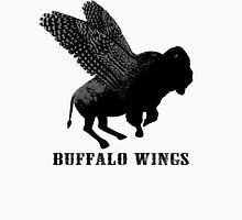Buffalo Wings Flying Buffalo Unisex T-Shirt