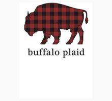 Buffalo Plaid Kids Tee