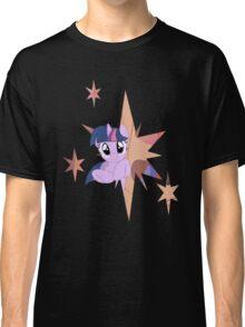 Twilight Sparkle Stars Classic T-Shirt